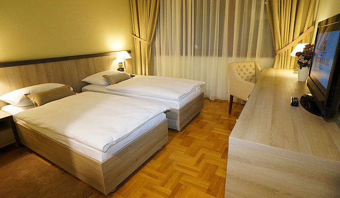 Double room (one person)